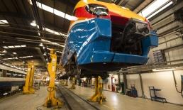 Industrial - REACT Application - Rail Depot - Ramtech