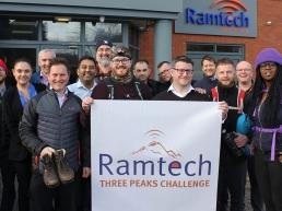 Ramtech - Three Peaks Challange