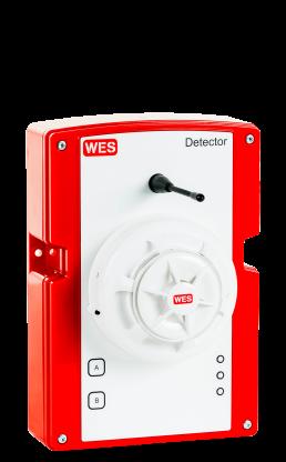 WES+ Heat Detector