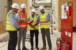 WES3 - Fire Alarm System in Nottingham