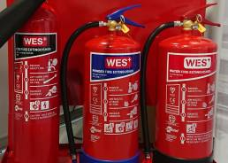 WES Accessories - WES Fire Extinguishers